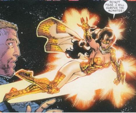 Wonder Woman Stan Lee