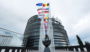 "The sculpture ""Europe a Coeur"""