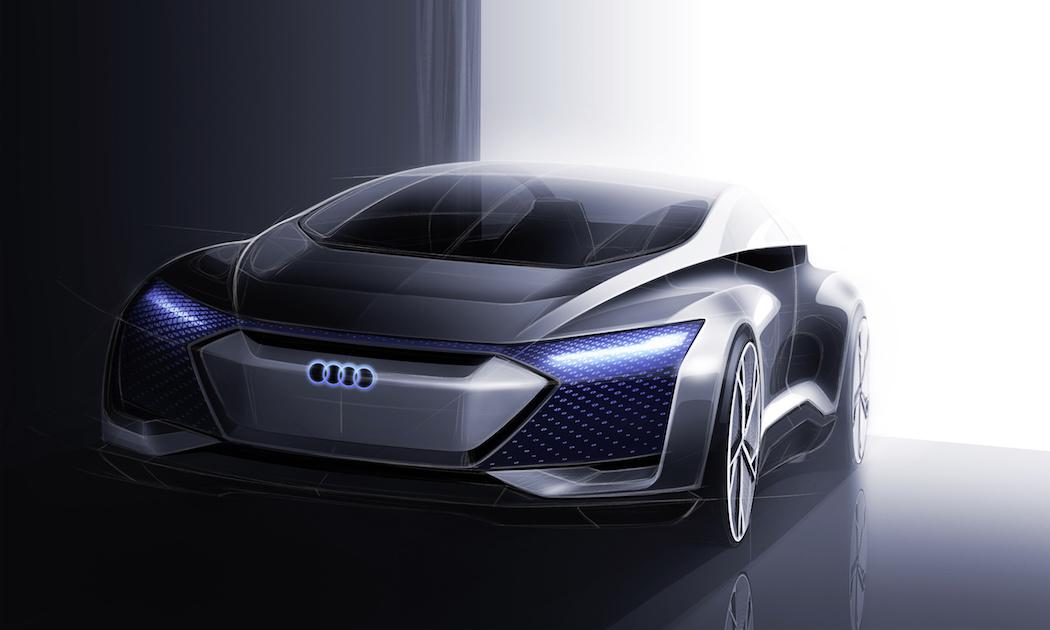 Audi Aicon  Elusive Magazine