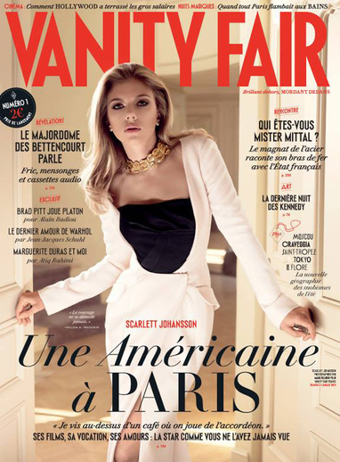 vanity fair france couverture
