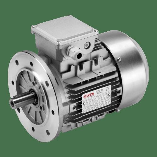 Motori Elettrici in Alluminio