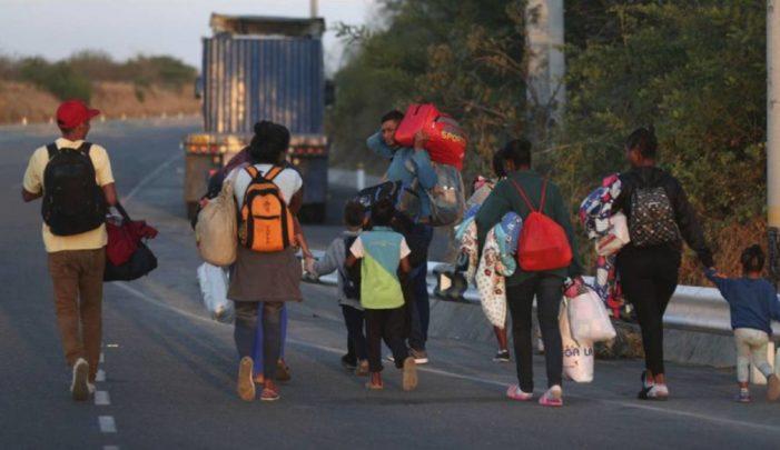 LA DEBACLE DE PDVSA - Página 19 Migrante-paramo