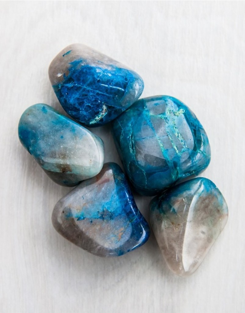 piedras y cristales