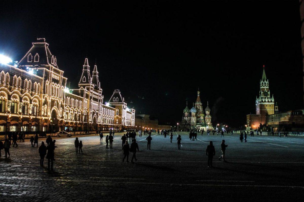 Plaza Roja de noche-5