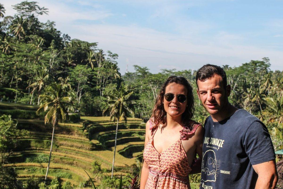 Bali con conductor - Día 1-12