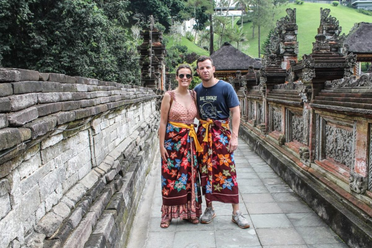 Bali con conductor - Día 1-28