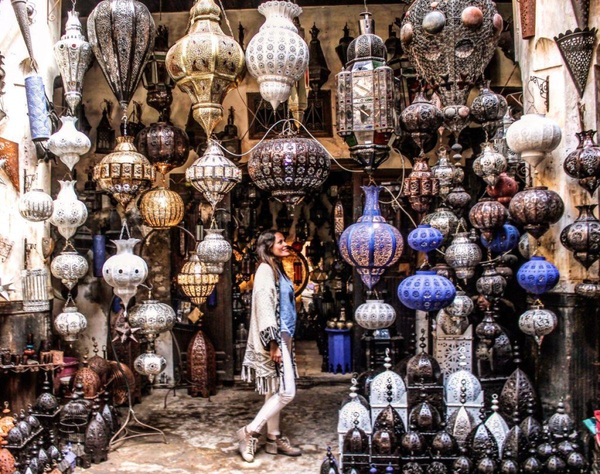 Preparativos de viaje a Marrakech