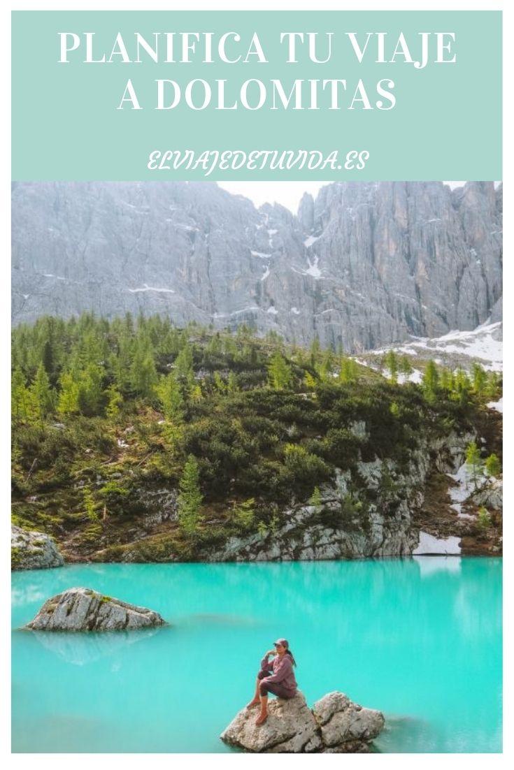 Viaje a los Dolomitas