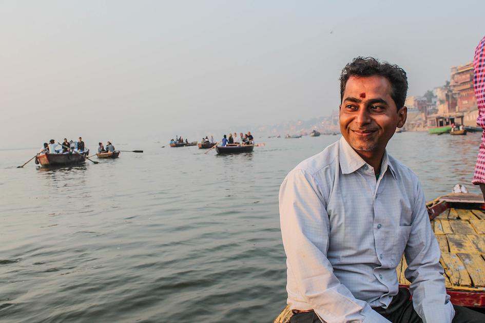Postales desde India