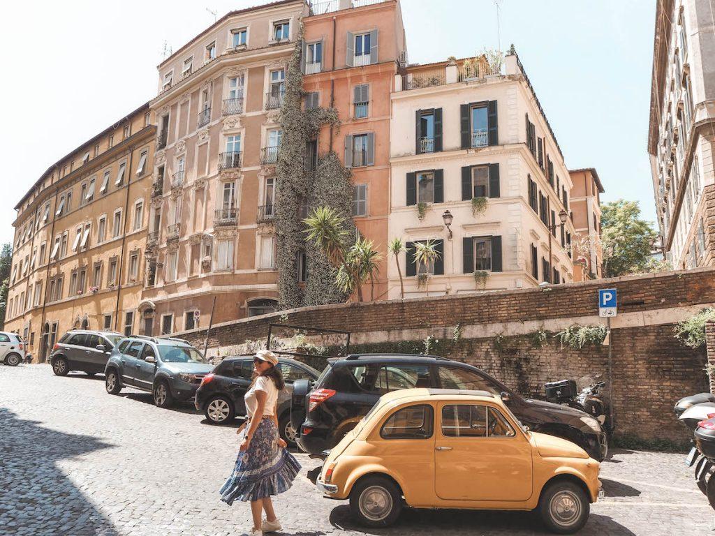 Barrio Monti