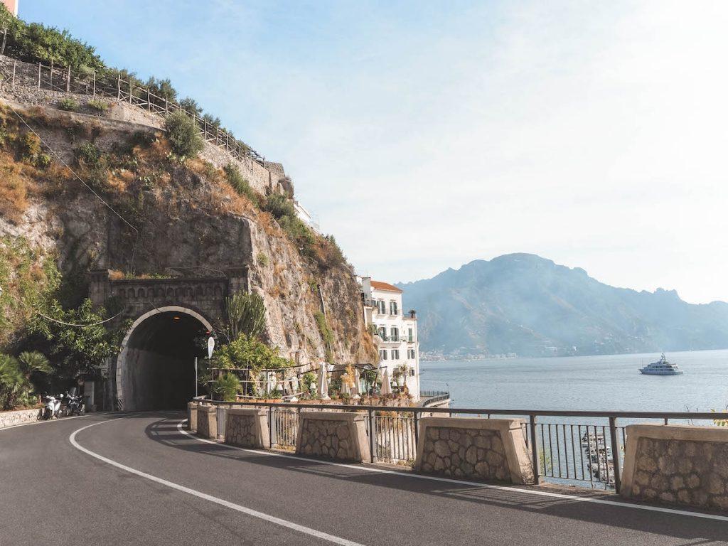 Desde Amalfi a Atrani