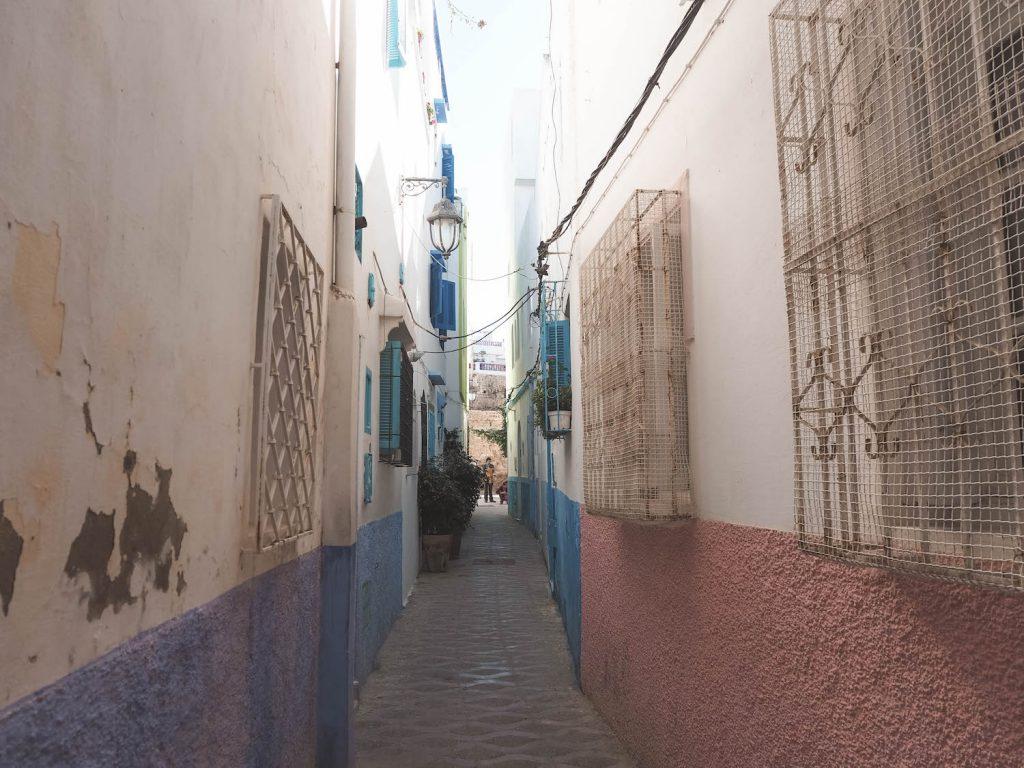 Calles de Assilah