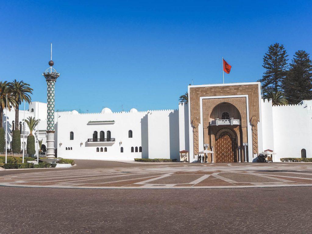 Plaza Hassan II