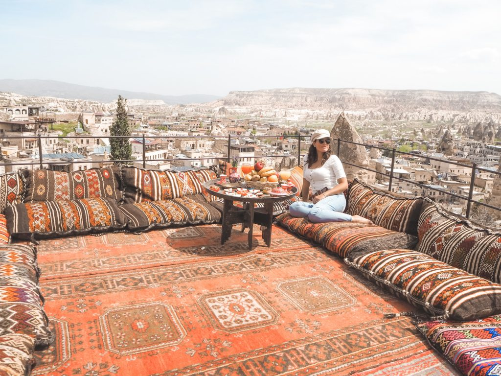 Donde alojarse en Capadocia