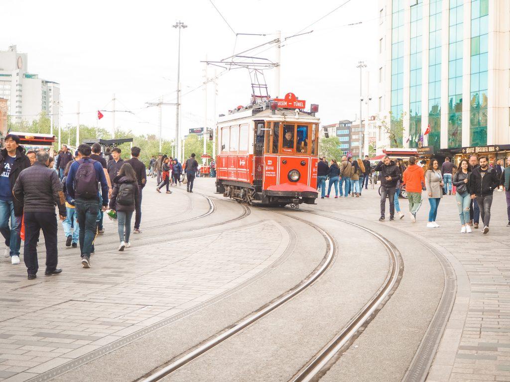 Donde alojarse en Taksim