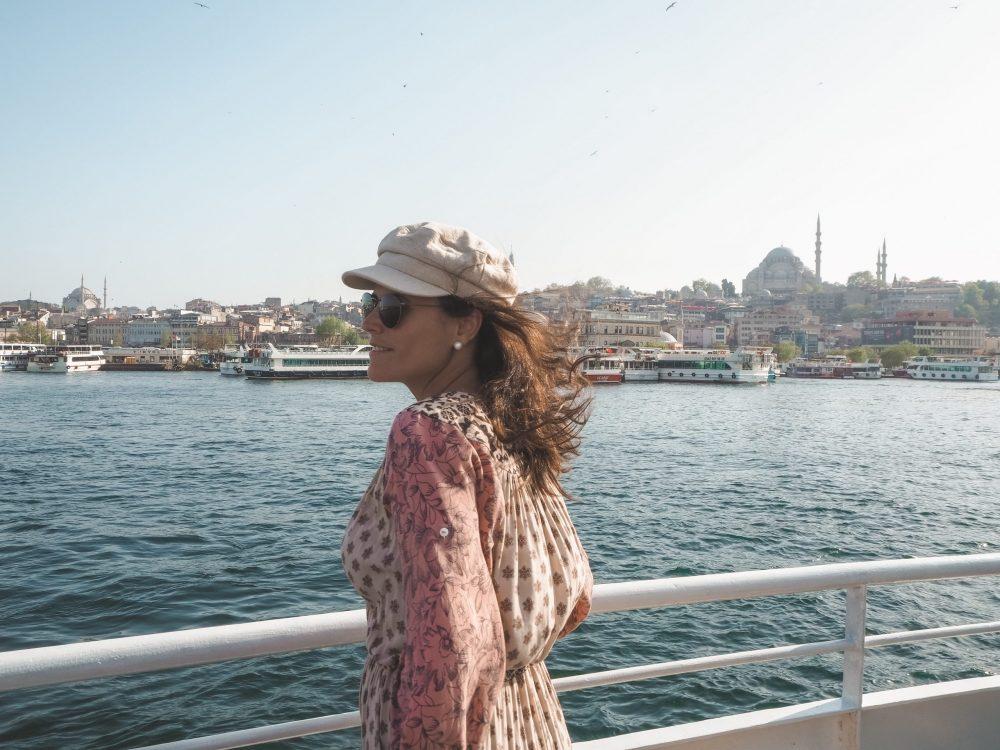 Ruta de viaje a Turquía