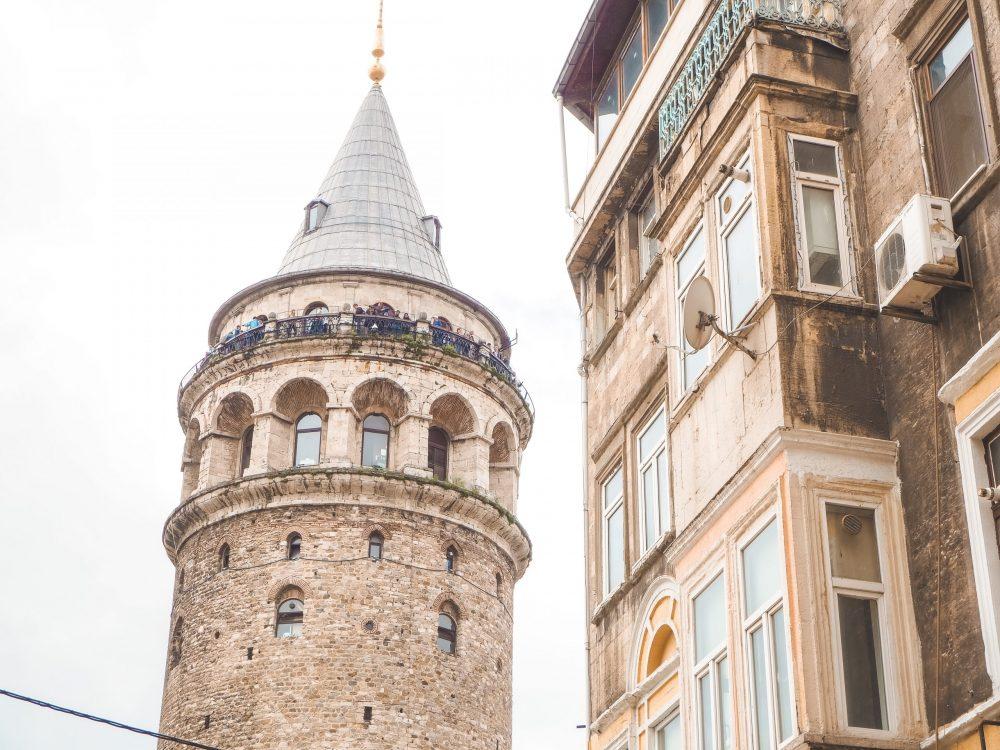 Ruta de viaje a Turquia