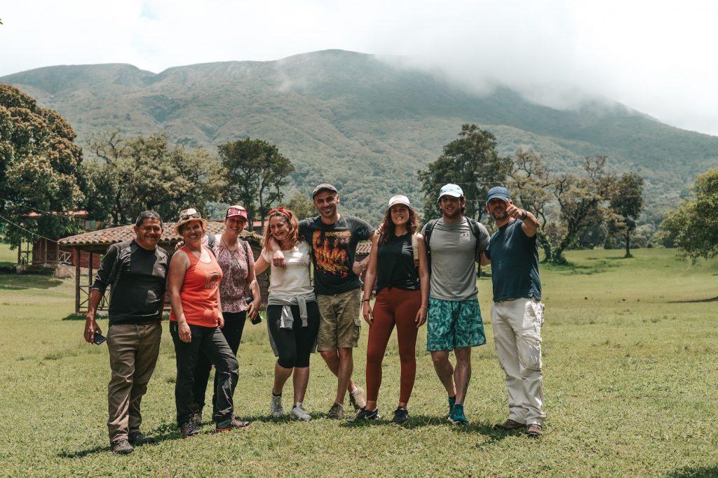 Mi experiencia en Centroamérica