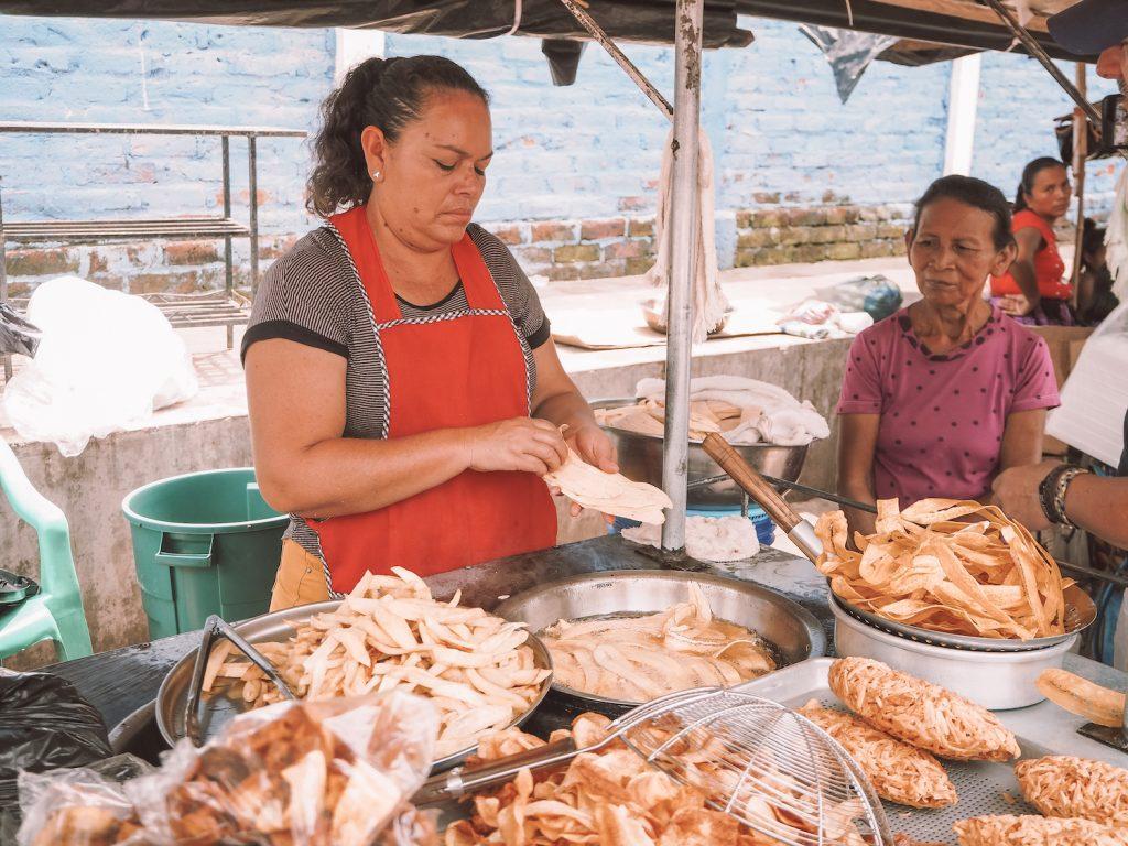 Gastronomía en Centroamérica