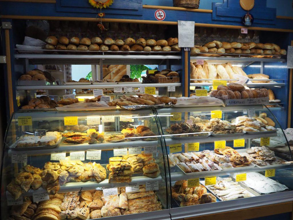 Bakery Koufonisia