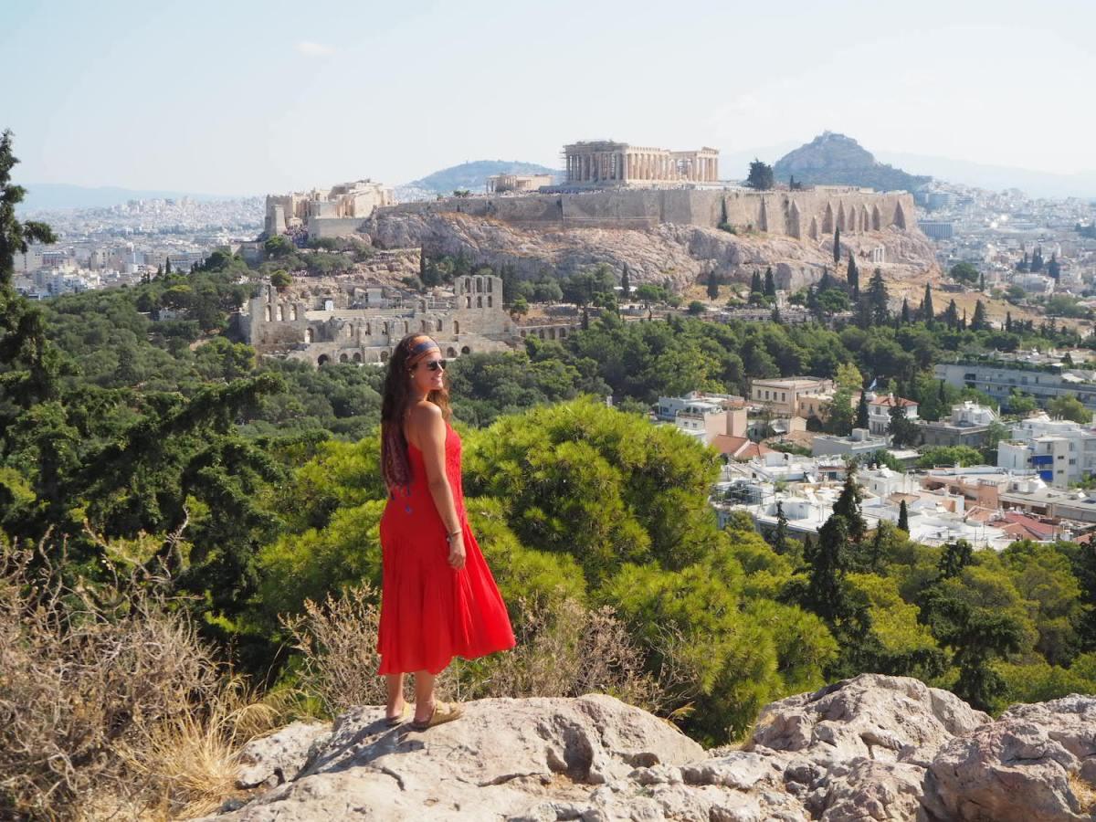 Donde alojarse en Atenas