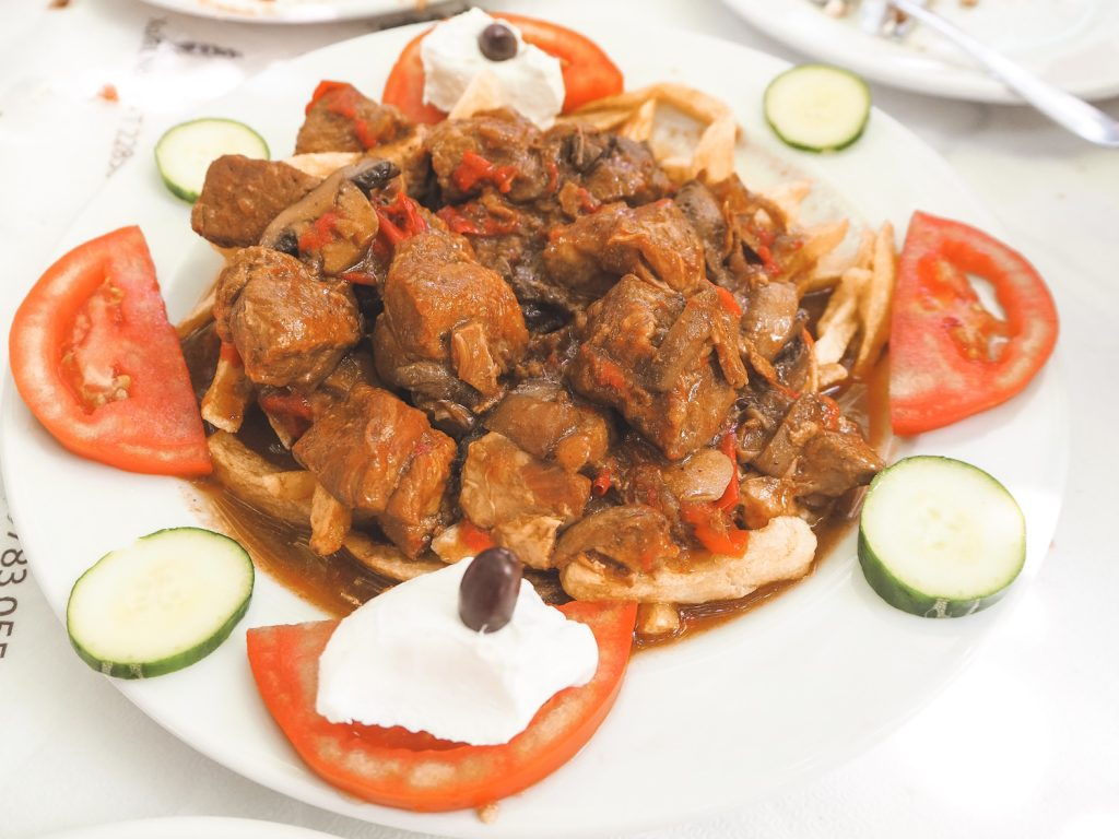 Donde comer en Halki Naxos
