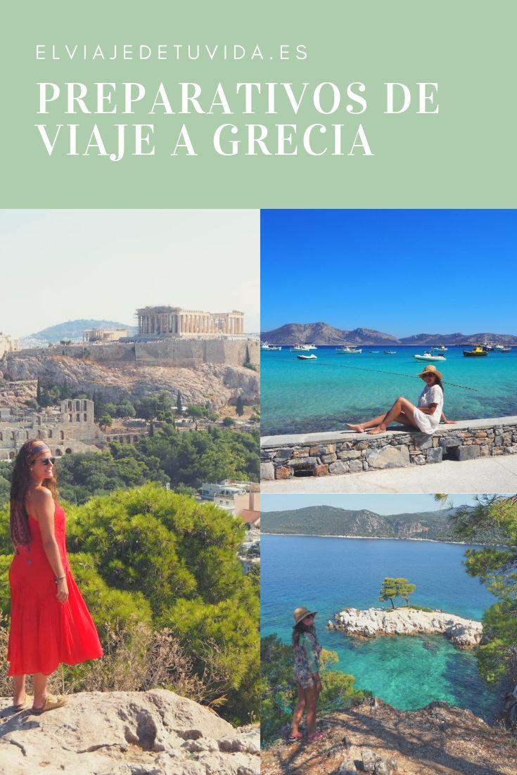 Viaje a Grecia