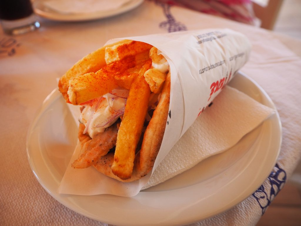 Dónde comer en Paros