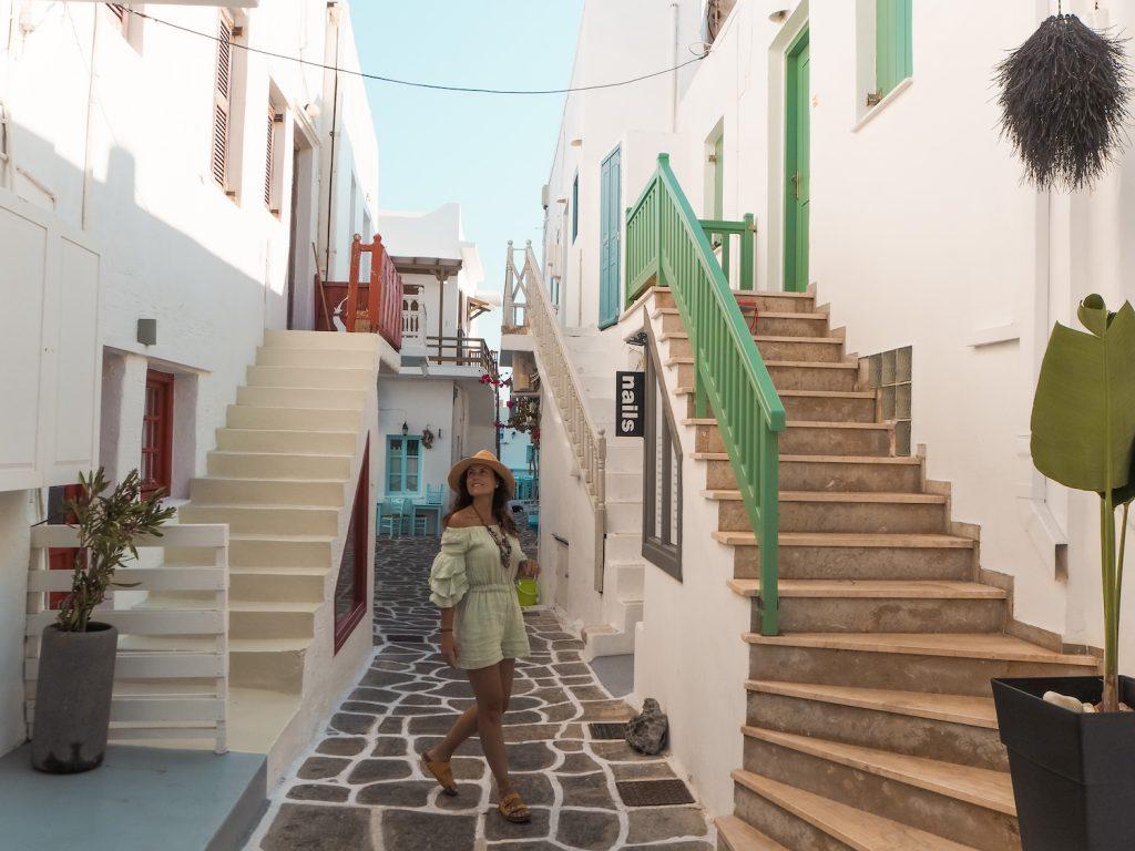 Calles de Naoussa