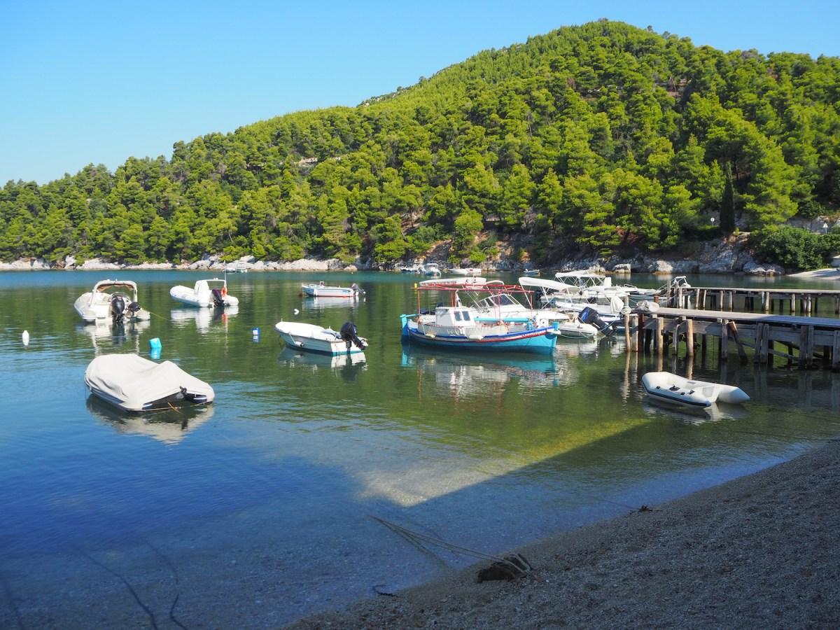 Qué veer y hacer en Skopelos
