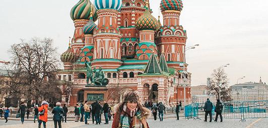 Moscú en 5 días - 2016