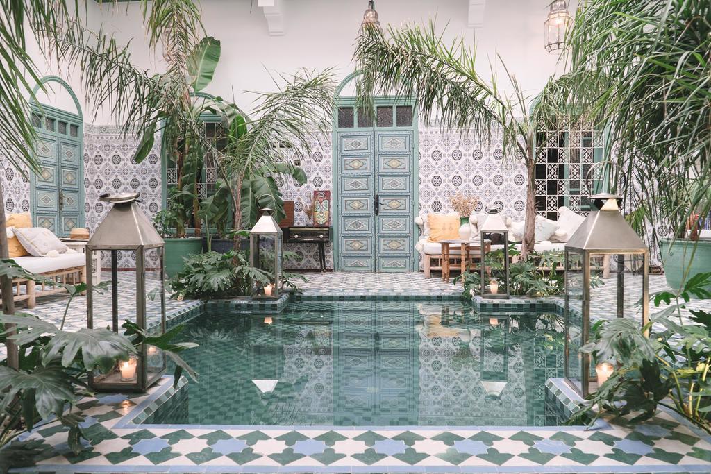 Donde alojarse en Marrakech