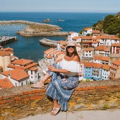 Preparativos de viaje a Asturias