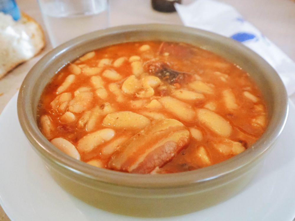 Gastronomía en Asturias