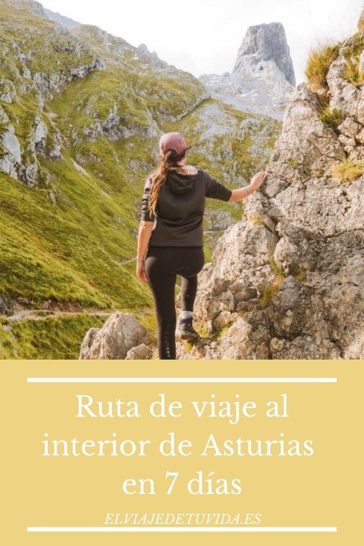 Ruta por el interior de Asturias