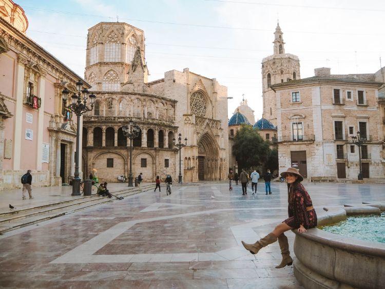 Preparativos de viaje a Valencia