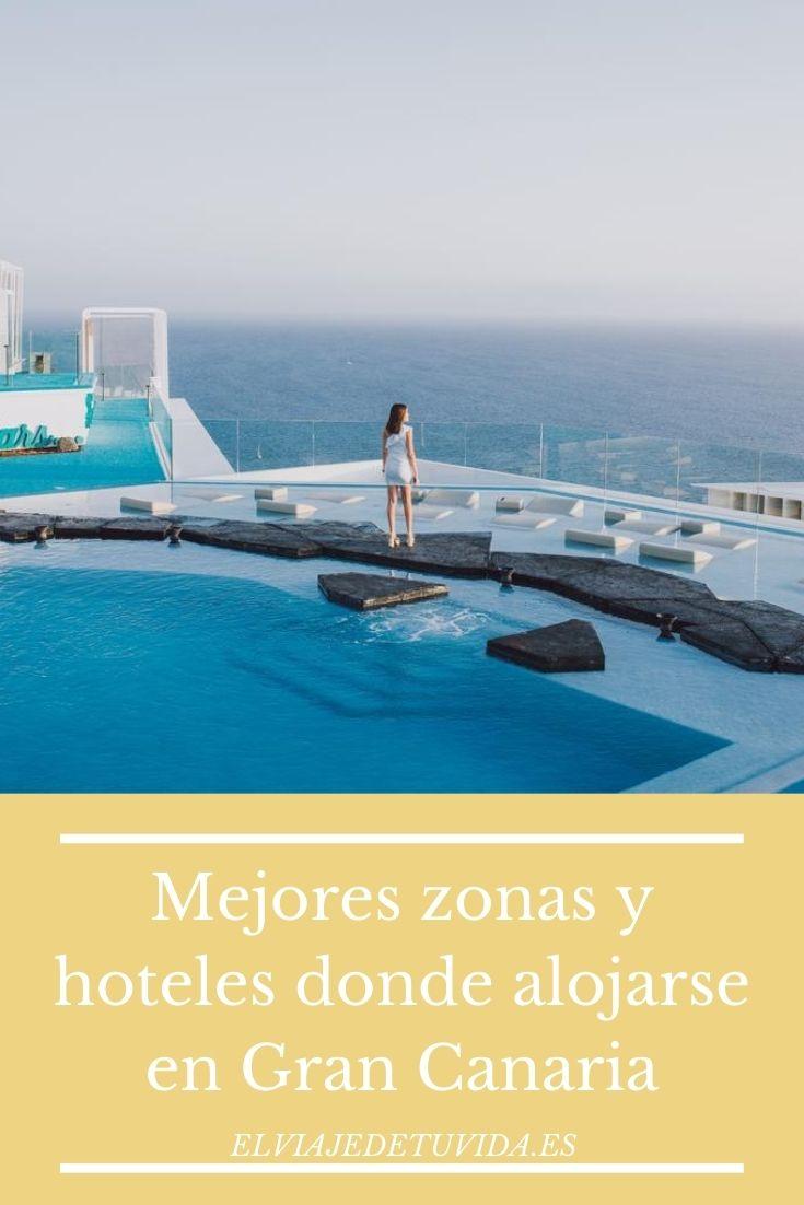 Donde alojarse en Gran Canaria