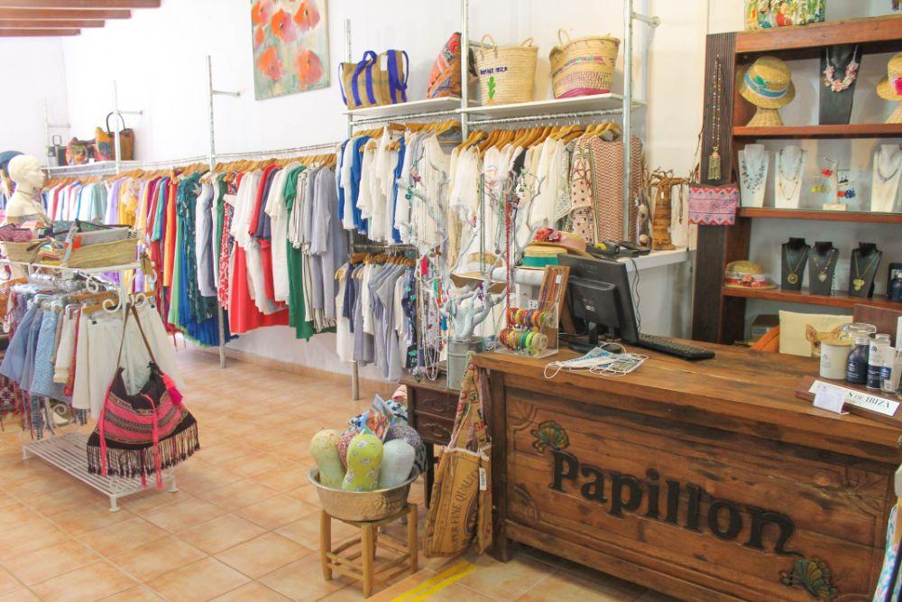 Tienda Papillon