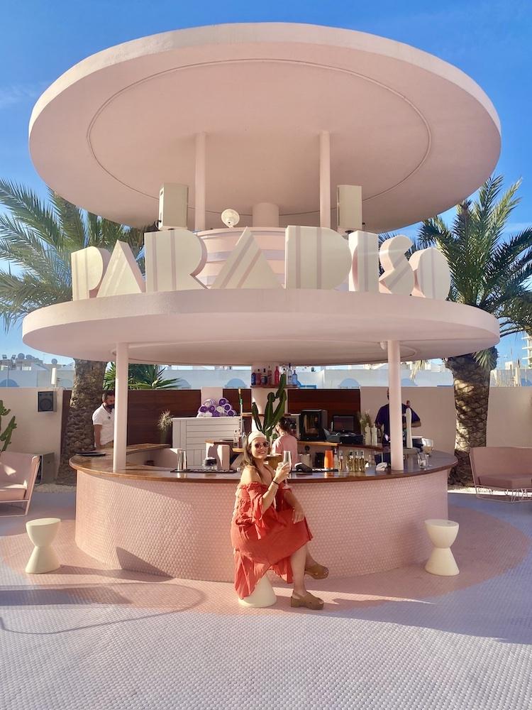 Paradiso Hotel en Ibiza