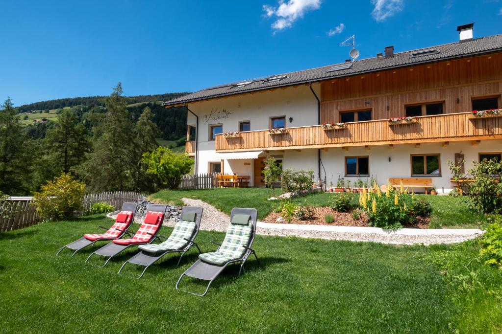 Donde alojarse en Val di Funes