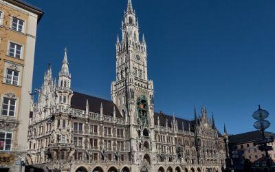 Munich y alrededores 1 – Europa en invierno 2019