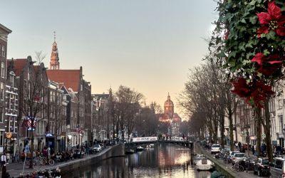 Amsterdam – Europa en invierno 2019