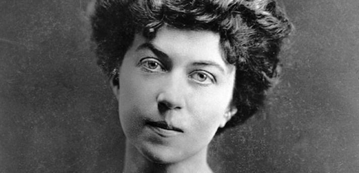 Aleksandra Kollontái: una mujer revolucionaria