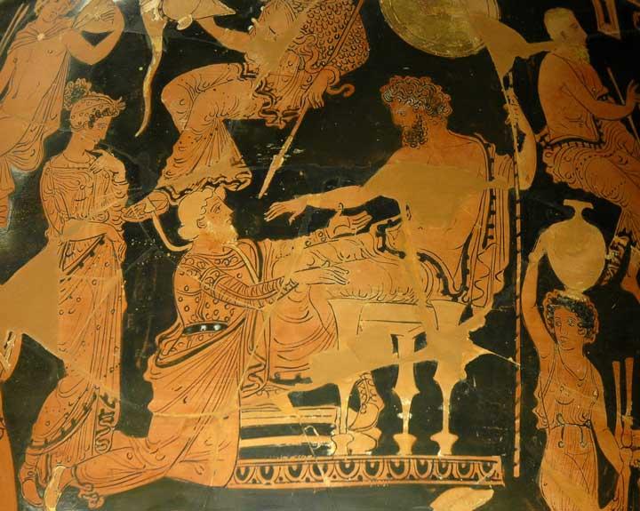 Lucha de clases en la antigüedad