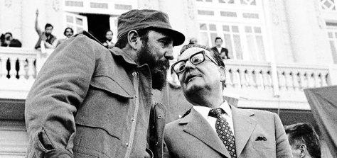 El Diálogo de América: Salvador Allende - Fidel Castro