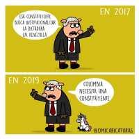 La constituyente (Omi Caricaturas)