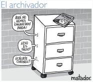 El archivador (Matador)