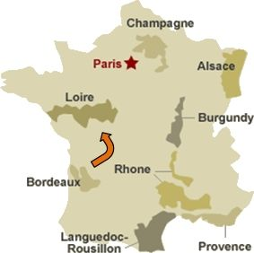 Cabernet Franc en Francia