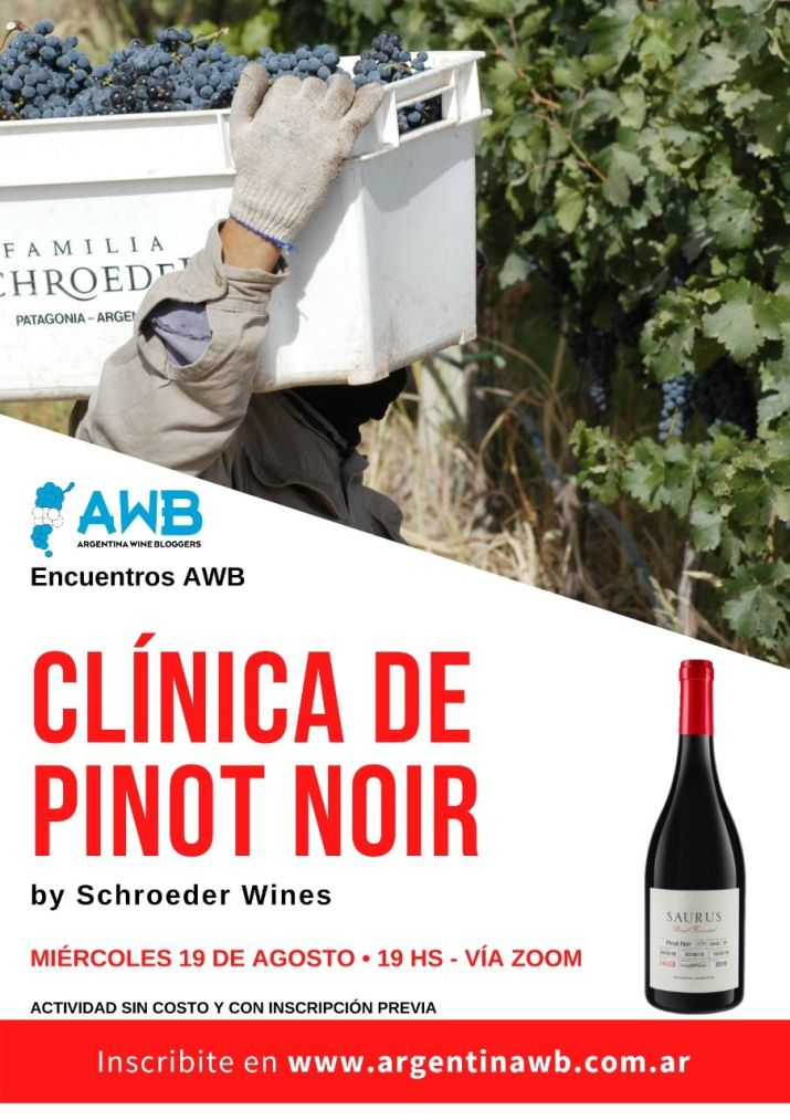 EncuentrosAWB - Clinica de Pinot Noir