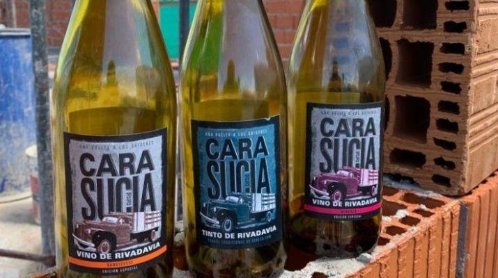 Los vinos Cara Sucia